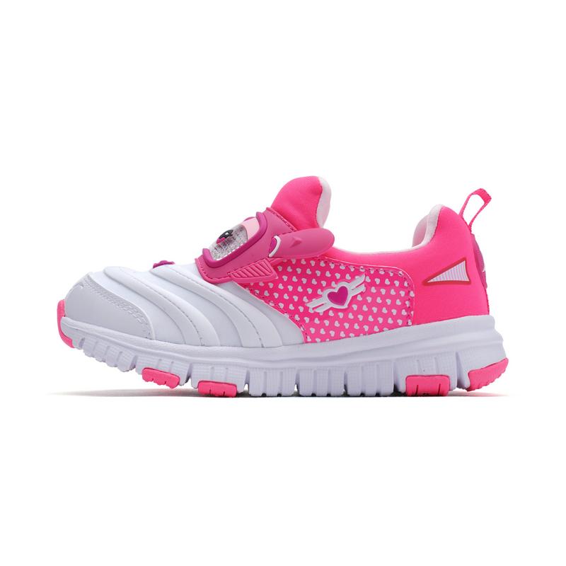 特步 专柜款 女童春季健康鞋 超级飞侠小爱 1-6岁童鞋682114613762