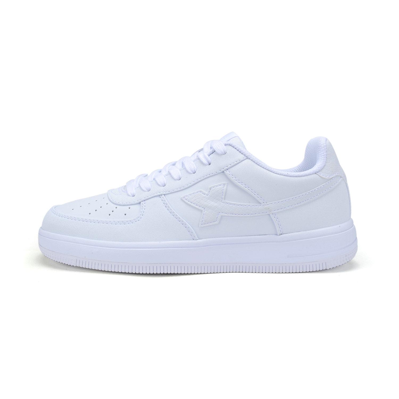 特步 专柜款  小白鞋 新款男鞋 时尚舒适百搭 男子板鞋984119315185