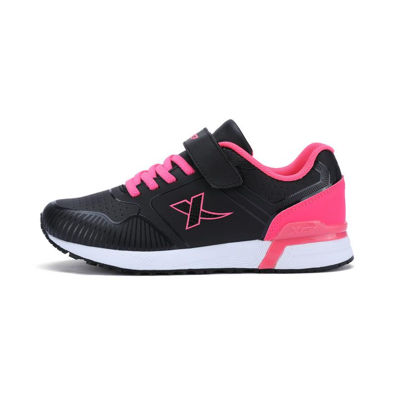 特步 女童冬季休闲鞋 新品大童学生运动鞋683414329152
