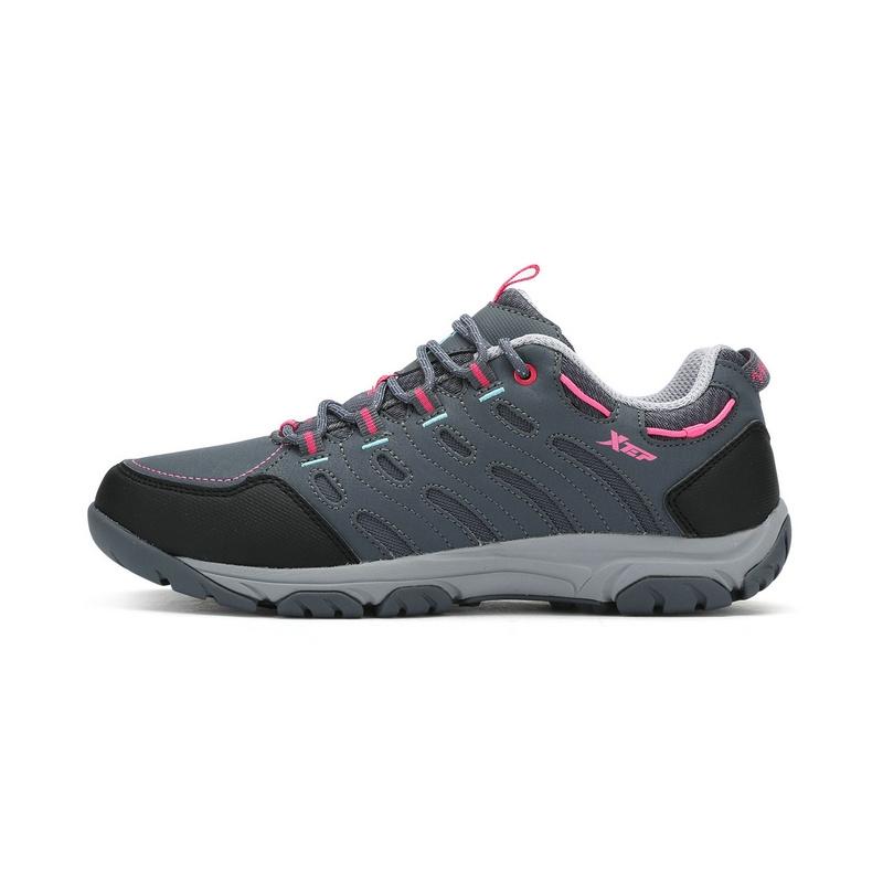 特步 女子夏季户外鞋  新品越野登山耐磨 多功能户外运动鞋983118171037