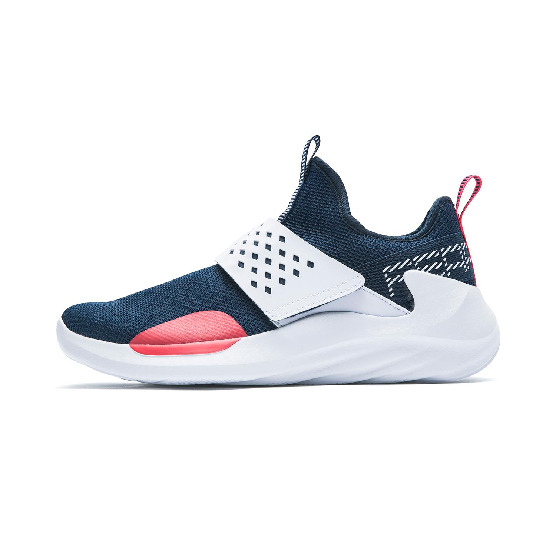特步 专柜款 男子篮球鞋  休闲多场地篮球文化舒适运动鞋982219121179