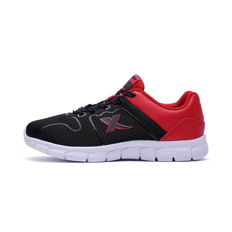 特步 男童跑鞋 舒适透气运动鞋682115119778