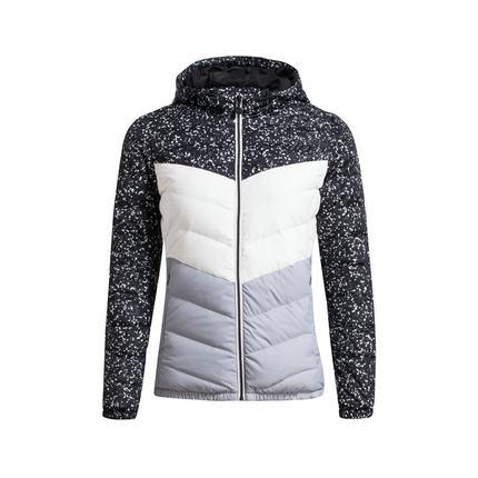 特步 专柜款   冬季女子羽绒服 抗寒保暖 女子外套984428190561