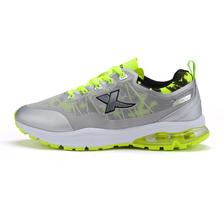 特步 专柜款   春季男跑鞋 时尚舒适 气能环男鞋运动鞋984119116061