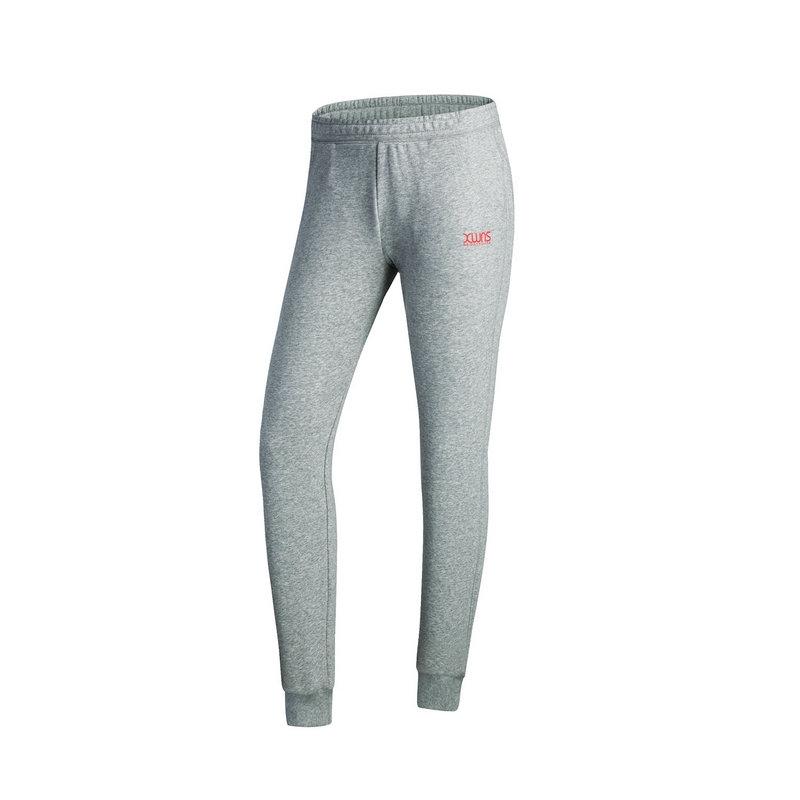 特步 专柜款 女子秋季针织长裤 新品综训舒适透气运动长裤983328631124