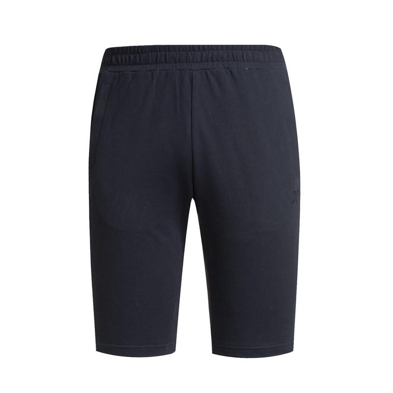 特步 男款短裤 夏季新品五分裤清凉透气棉质休闲裤男士运动裤子983229610155