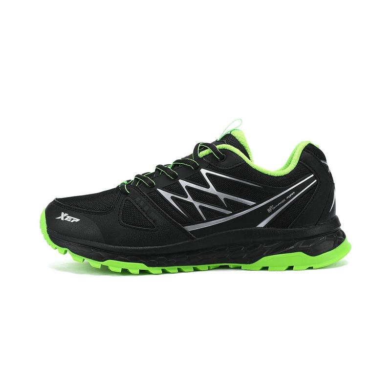 特步 专柜款   男子春季户外鞋  新品耐磨缓震运动鞋983119171289