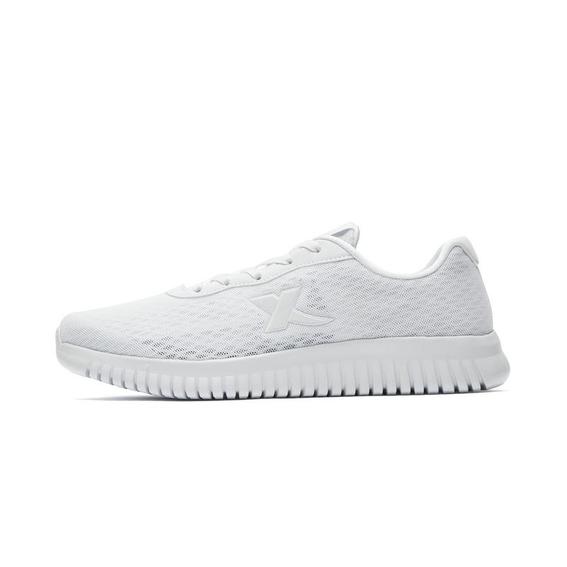 特步 专柜款 男子夏季跑鞋 网面透气982219117008