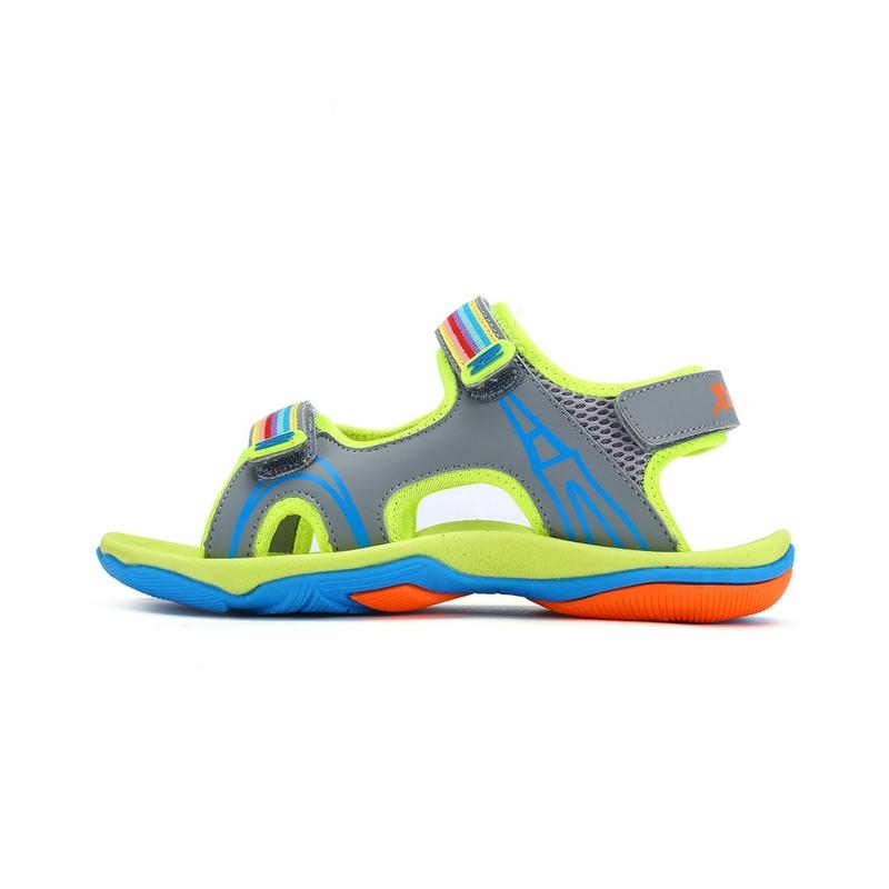 特步 男童沙滩鞋17夏季新品 时尚耐磨男童鞋683215509376