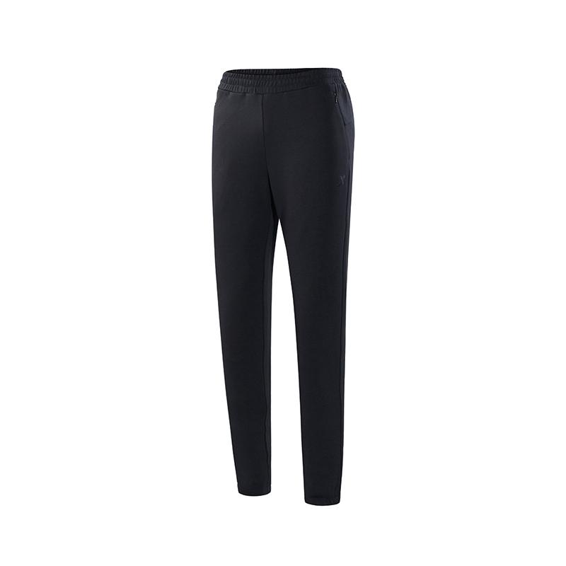 特步 男子针织长裤  基础运动健身舒适外套882329639078