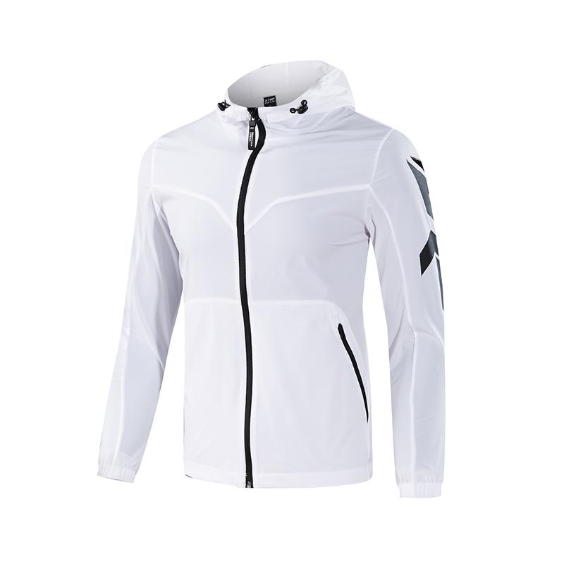 特步 专柜款  男子单风衣  都市时尚舒适外套982329140218