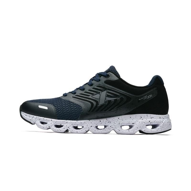 特步 男跑鞋透气轻便减震旋舒适运动鞋982319119296