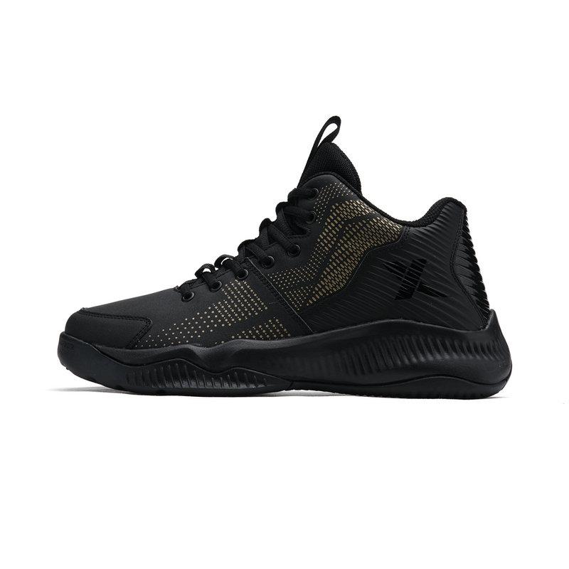 特步  男子篮球鞋 潮流舒适透气运动鞋子882419129572