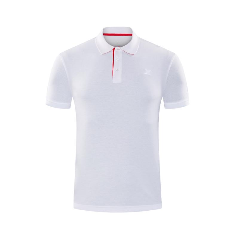 特步 专柜款 男子短袖polo衫休闲时尚短袖982229021054