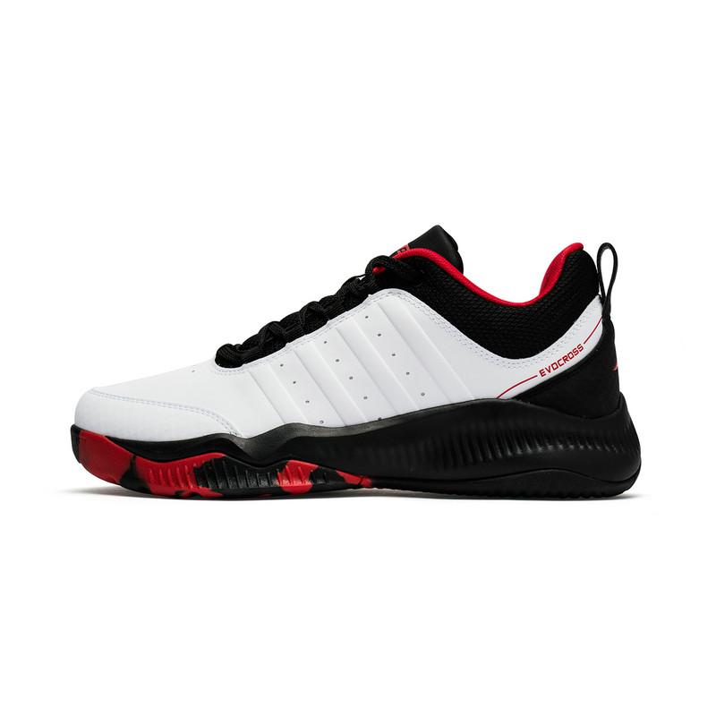特步 专柜款 男子秋季篮球鞋 时尚减震运动鞋982319121188