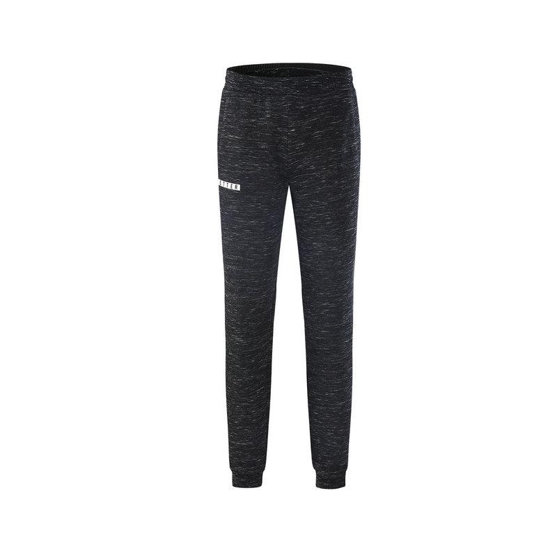 特步 专柜款 新款女针织长裤 休闲舒适透气轻便女针织长裤982328631486