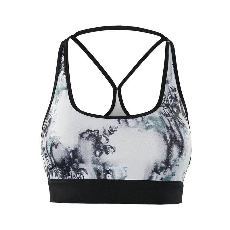 特步 专柜款 女子运动胸衣训练清爽舒适健身运动内衣982328590045
