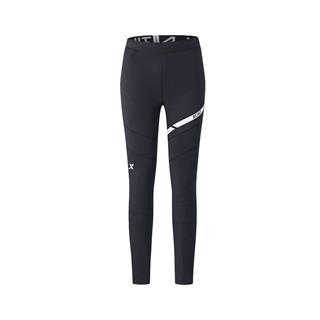 特步 专柜款 男子马拉松秋季运动健身专业紧身裤982329580102
