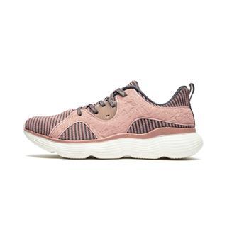 特步 专柜款 女子综训鞋夏季新款系带舒适轻便健身房运动鞋旅游鞋女鞋 982318520680