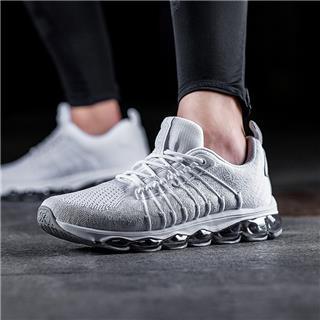 特步 男鞋跑步鞋2018秋季新款减震耐磨运动鞋男子全掌气垫鞋休闲鞋 982319119199
