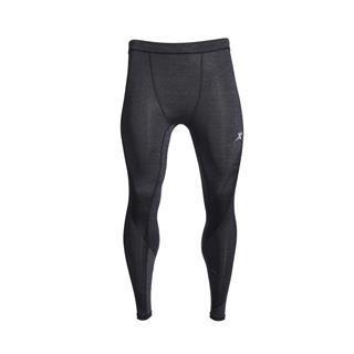 特步 专柜款 男子秋季新款透气排汗专业训练紧身裤982329580100