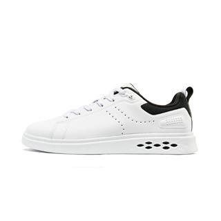 【乐华七子NEXT】特步 专柜款 男鞋板鞋男2018秋季新款滑板鞋休闲小白鞋 982319315887