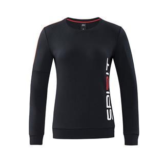 特步 女子冬季新款舒适保暖运动健身卫衣882428059030