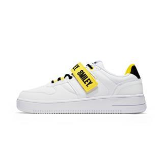 【Smiley】特步 专柜款 男子板鞋 个性潮流运动耐磨休闲板鞋982419316127