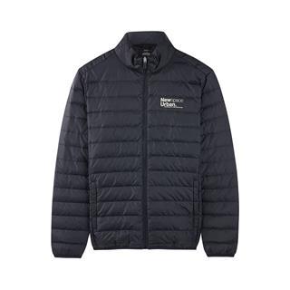 特步 男子羽绒服 秋季新品保暖舒适都市时尚上衣882329199506