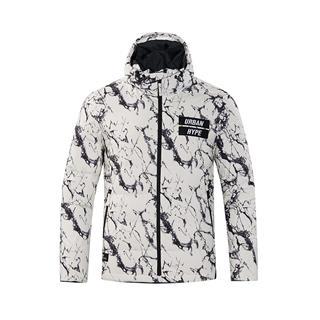 特步 男子冬季新款舒适保暖活力运动羽绒服882429199230