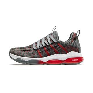 特步 男子跑鞋 冬季新款减震耐磨潮流气垫跑步鞋882419119538