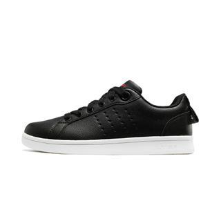 特步 女子板鞋 新品经典潮流休闲耐磨滑板鞋882418319589