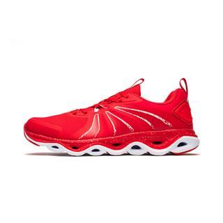 特步 专柜款 女子跑鞋 新款耐磨舒适网面减震旋科技运动跑鞋982418110135