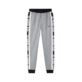 特步 男子针织长裤  都市系列时尚舒适休闲裤882329639005