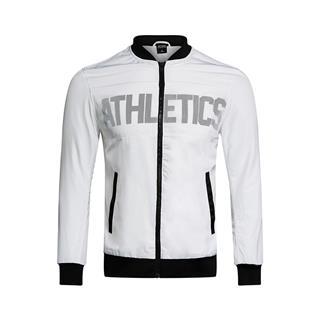 特步 专柜款 男子双层夹克   活力系列时尚外套982129120779