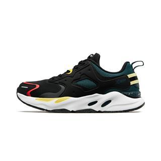 特步 专柜款 女子跑鞋 秋季新款时尚潮流都市休闲舒适耐磨跑步鞋982318110253