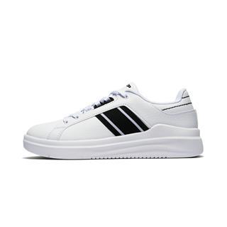 特步 专柜款 女子板鞋 经典耐磨舒适时尚休闲百搭鞋982418315995