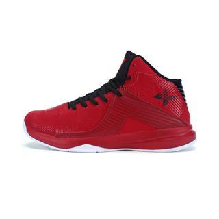 特步 专柜款 男子篮球鞋 17秋冬新品轻便减震耐磨透气舒适运动鞋983419121077