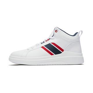 特步 专柜款 男子棉鞋 18冬季新品时尚保暖舒适高帮轻便鞋982419371070