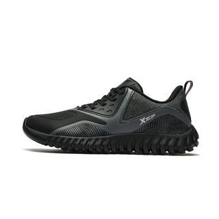 特步 专柜款 女子跑鞋 新品轻便减震柔立方舒适运动透气跑鞋982418110210