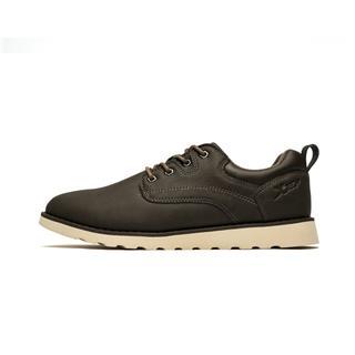 特步 专柜款 男子冬季新款简约百搭舒适户外运动鞋982419171575