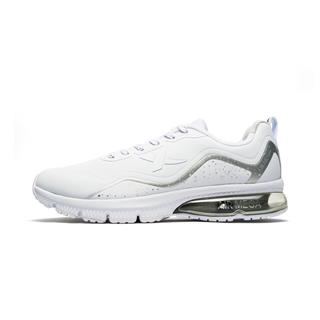 特步 专柜款 男子跑鞋 秋冬新款气垫减震轻便男运动鞋982419110130