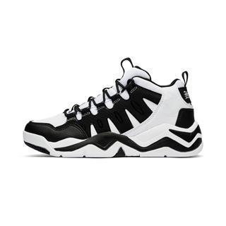 特步 专柜款 男子篮球鞋 减震耐磨中高帮潮流系带运动鞋982419121212