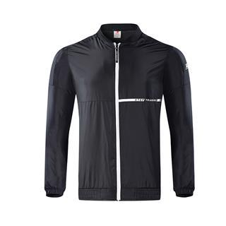 特步 专柜款 男子保暖夹克 18秋冬新品时尚舒适保暖都市男外套982329130316