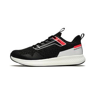 特步 专柜款 男子冬季耐磨减震革面新款跑步鞋982419110139