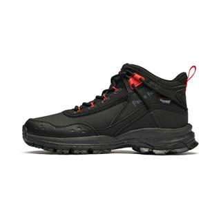 特步 专柜款 男子冬季新款高帮保暖厚底耐磨棉鞋982419371066