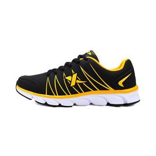 【畅销款】特步 男跑鞋 轻质革面轻畅运动男跑步鞋984119119517