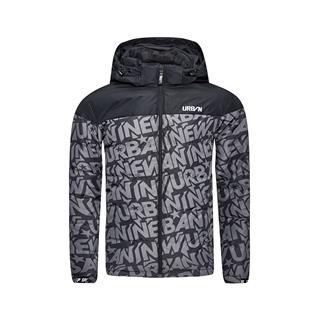 特步 专柜款 男子羽绒服 都市潮流保暖外套983429190698
