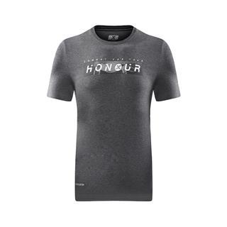 【明星同款】特步 专柜款 男子夏季T恤 综训健身透气男装982229012110