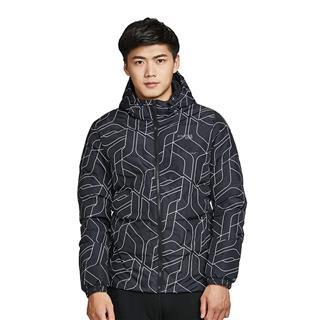 【明星同款】特步 专柜款 男子羽绒服 林更新同款男子保暖外套983429190669